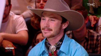 """Invité : le cowboy Brady Jandreau pour """"The Rider"""""""