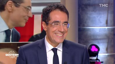 Invité : Darius Rochebin, l'interviewer star de LCI