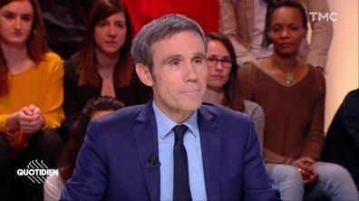 """Invité : David Pujadas, avant """"La Grande explication"""" sur LCI"""