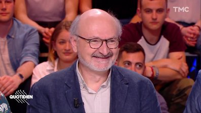 "Invité : Eric Fottorino, patron des revues ""Le 1"" , ""America"" et ""Zadig"""