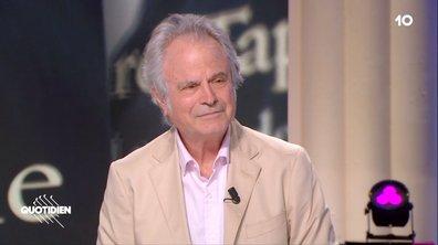"""Invité : Franz-Olivier Giesbert raconte Bernard Tapie, le """"professionnel de la survie"""""""