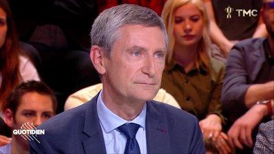 """Invité : Frédéric Péchenard pour """"Lettre à un jeune flic"""""""