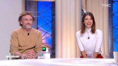 """Invité: Hélène Mannarino et Jean-Paul Rouve dévoilent """"Rétroscopie"""""""