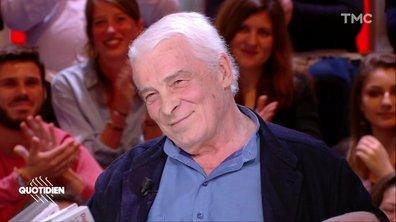 """Invité : Jacques Weber pour son nouveau livre """"L'entrée des mots"""""""