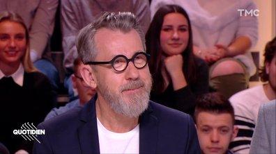 """Invité : Jamy Gourmaud fait le """"Tour de France des curiosités naturelles et scientifiques"""""""