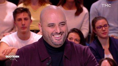 Invité : Jérôme Commandeur, 1er nouveau patron de Burger Quiz