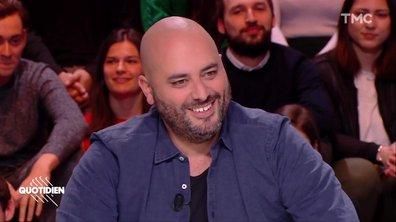 """Invité : Jérôme Commandeur rejoue son spectacle """"Tout en douceur"""""""