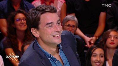 """Invité : Julian Bugier pour """"Histoires d'une nation"""", série-documentaire sur l'immigration de France 2"""