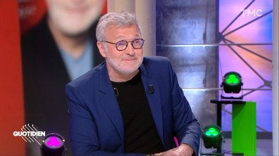 "Invité : Laurent Ruquier raconte l'humour dans ""Finement con"""