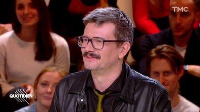 """Invité : Luz raconte Charlie Hebdo dans """"Indélébiles"""""""