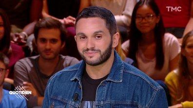 """Invité : Malik Bentalha pour son nouveau spectacle """"Encore"""""""