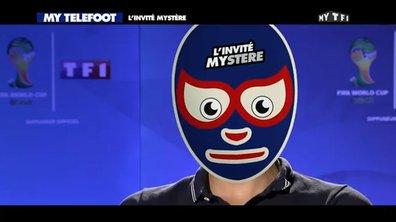 MyTELEFOOT - L'invité mystère du 13 juillet 2014