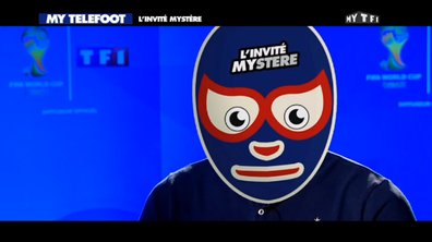 MyTELEFOOT - L'invité mystère du 29 juin 2014
