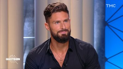"""Invité : Olivier Giroud se dévoile dans son autobiographie """"Toujours y croire"""""""