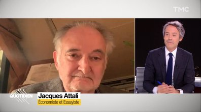 "Invité : on imagine le monde ""d'après"" avec Jacques Attali"