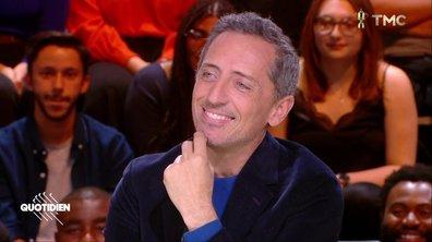 Invité : on parle théâtre, famille et CopyComic avec Gad Elmaleh