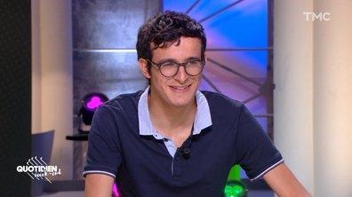 """Invité : Paul El Kharrat, champion des """"12 coups de midi"""", se raconte dans """"Ma 153e victoire"""""""