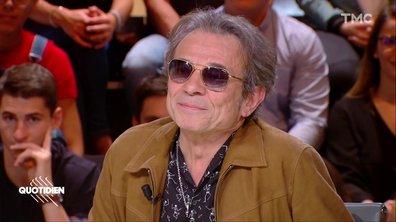 """Invité : Philippe Manœuvre, pour son roman autobiographique """"Rock"""""""