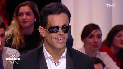"""Invité : Salim Ejnaini, cavalier aveugle, pour """"L'impossible est un bon début"""""""