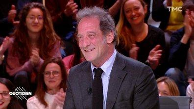 """Invité : Vincent Lindon est Casanova pour son """"Dernier amour"""""""