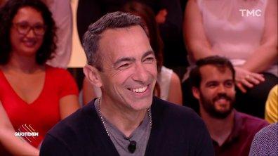 """Invité Youri Djorkaeff, pour """"98 – Secrets d'une victoire"""""""