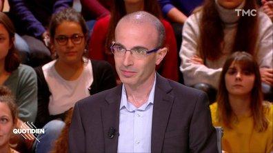 """Invité : Yuval Noah Harari pour """"21 leçons pour le XXIème siècle"""""""