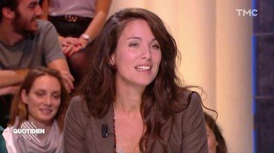 """Invitée : Agnès Naudin, femme-flic et auteure de """"Affaires de famille"""""""
