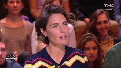 Invitée : Alessandra Sublet mène l'enquête dans « Griezmann Confidentiel »