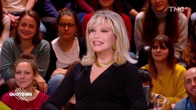"""Invitée : Amanda Lear présente """"Délires"""""""