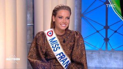 Invitée: Amandine Petit, Miss France 2021