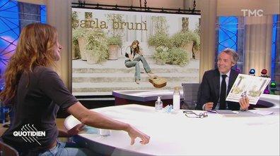 Invitée : Carla Bruni revient avec un album éponyme