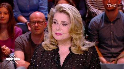 """Invitée : Catherine Deneuve pour """"L'adieu à la nuit"""""""