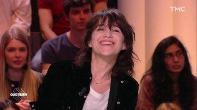 """Invitée : Charlotte Gainsbourg est en tournée pour """"Rest"""""""