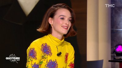 "Invitée : Charlotte Le Bon, psychopathe attachante dans ""Cheyenne et Lola"""
