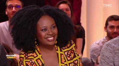 Invitée : la comédienne et humoriste Roukiata Ouedraogo