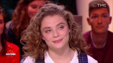 Invitée : Maëlle, gagnante de The Voice
