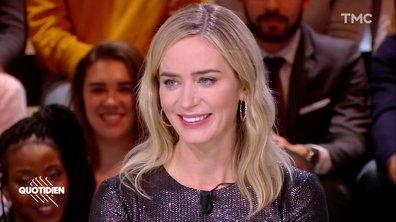 """Invitée : Emily Blunt est la nouvelle """"Mary Poppins"""""""