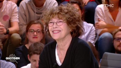 "Invitée : Jane Birkin publie ""Munkey Diaries"", recueil de ses journaux intimes"