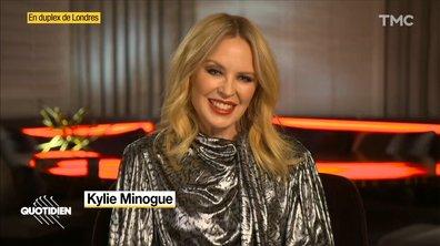 """Invitée : Kylie Minogue, reine absolue du """"Disco"""""""