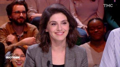 Invitée : Marina Rollman, bouffée d'air drôle