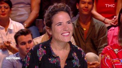 """Invitée : Mazarine Pingeot questionne le silence autour des agressions sexuelles dans """"Se taire"""""""