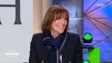 """Invitée : Michèle Halberstadt signe un polar autobiographique avec """"Née quelque part"""""""