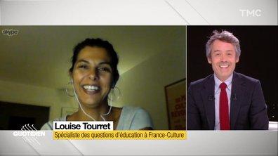 Invitée : on parle école à la maison avec la journaliste Louise Tourret