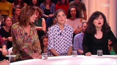 """Invitées : """"Bertrand Cantat a-t-il le droit de chanter ?"""" avec Violette Lazard et Doan Bui"""