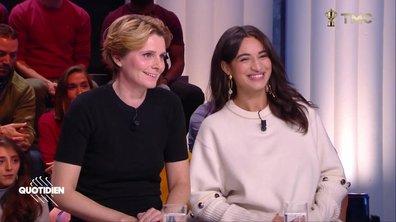 """Invitées : Caroline Fourest et Camelia Jordana pour """"Sœurs d'armes"""""""