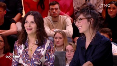 """Invitées : Juliette Binoche et Nora Hamzawi pour """"Doubles vies"""""""