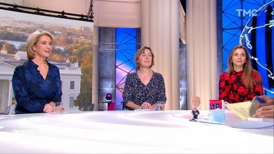 Invitées : l'élection américaine avec Melissa Bell, Laurence Nardon et Sylvie Laurent