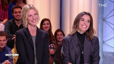 """Invitées : Sandrine Kiberlain et Elodie Bouchez pour """"Pupille"""""""