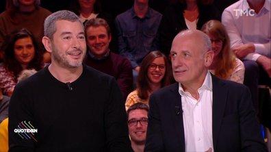 Invités : Ali Baddou et Jean-Michel Aphatie