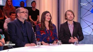 Invités : Anne Rosencher, Thomas Legrand et Ludovic Vigogne dressent le bilan de la campagne des européennes